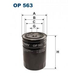 Filtr oleju OP 563
