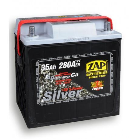 ZAP Piastow Silver 35Ah 280 A