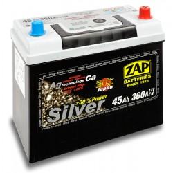 ZAP Piastow Silver 45Ah 360A