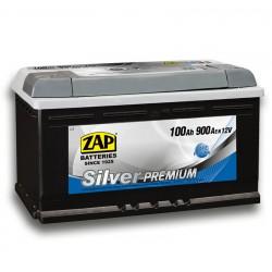 ZAP Piastow Silver Premium 100Ah 900A