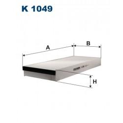 Filtr kabinowy K1049