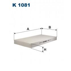 Filtr kabinowy K1081