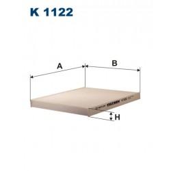 Filtr kabinowy K1122