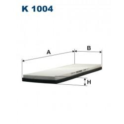 Filtr kabinowy K1004