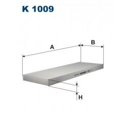 Filtr kabinowy K1009