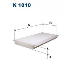 Filtr kabinowy K1010