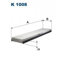 Filtr kabinowy K1008