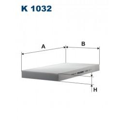 Filtr kabinowy K1032