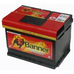Banner Power Bull 12V 62Ah 540A