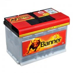 Banner Power Bull PRO 12V 75Ah 680A