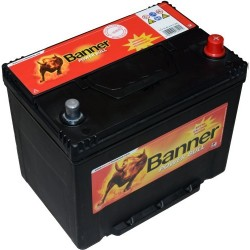 Banner Power Bull 12V 95Ah 680A Japan P+