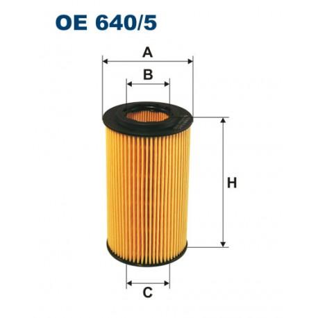 Filtr OE 640/5