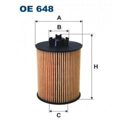 Filtr OE 648