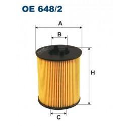 Filtr OE 648/2