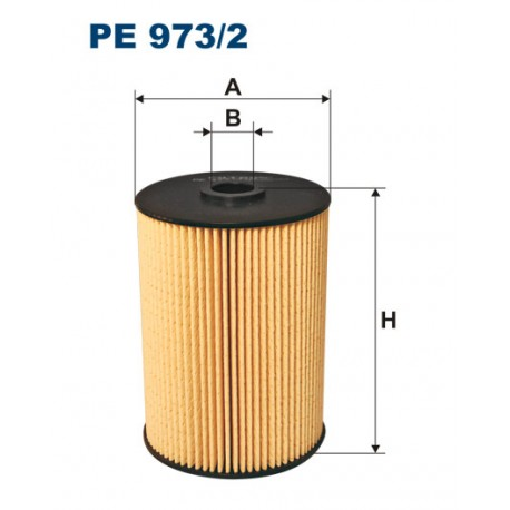 Filtr paliwa PE 816/6