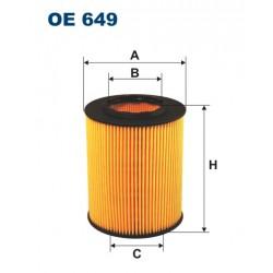 Filtr oleju OE 649