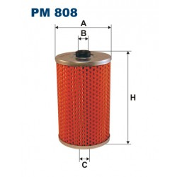 Filtr paliwa PM 808