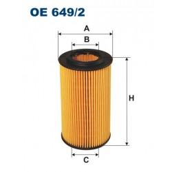 Filtr oleju OE 649/2