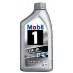 Mobil 5W50 1L