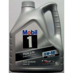 Mobil 5W50 4L