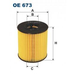 Filtr oleju OE 673