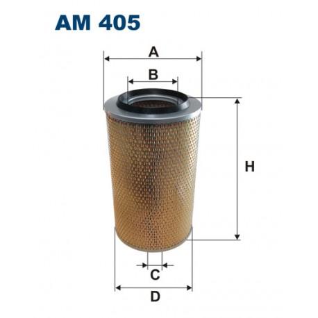 Filtr powietrza AM 405