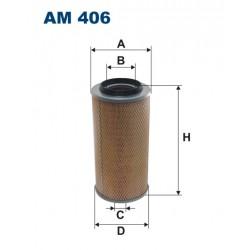 Filtr powietrza AM 406