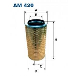 Filtr powietrza AM 420 WA 30-800
