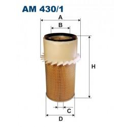 Filtr powietrza AM 430/1
