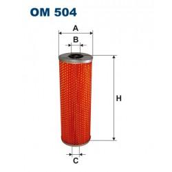 Filtr oleju OM 504