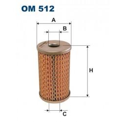 Filtr oleju OM 512