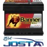 Banner Power Bull 12V 62Ah 550A
