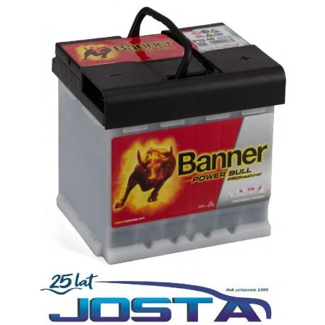 Banner Power Bull PRO 12V 50Ah 420A
